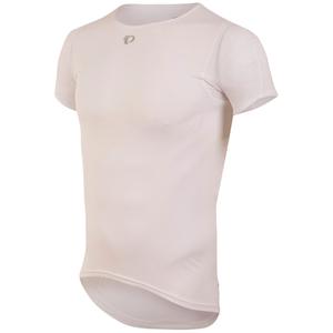 Pearl Izumi Transfer Short Sleeve Baselayer - White