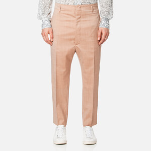 Vivienne Westwood MAN Men's Wool Pivot Pants - Orange