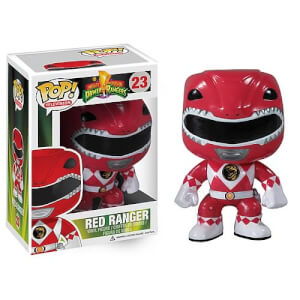 Funko Red Ranger Pop! Vinyl