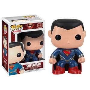 Funko Superman (Man Of Steel) Pop! Vinyl