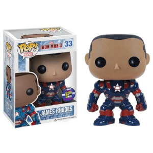 Funko James Rhodes Pop! Vinyl