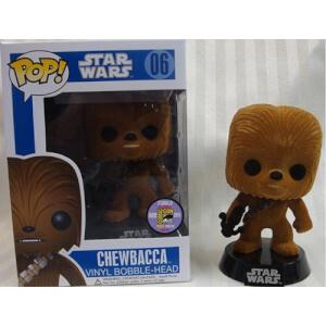 Funko Flocked Chewbacca Pop! Vinyl
