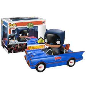 Funko Batmobile (Blue) Pop! Vinyl