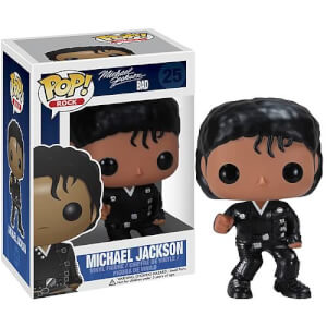 Funko Michael Jackson (Bad) Pop! Vinyl