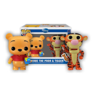 Funko Winnie The Pooh And Tigger Pop! Vinyl