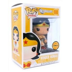 DC Comics Funko Wonder Woman (Chase) Pop! Vinyl