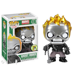Funko Ghost Rider Metallic (SDCC 2013) Pop! Vinyl
