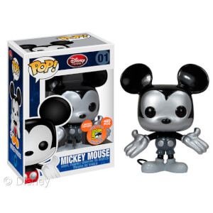 Funko Mickey Mouse Metallic Pop! Vinyl
