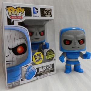 DC Comics Funko Darkseid (GITD) Pop! Vinyl
