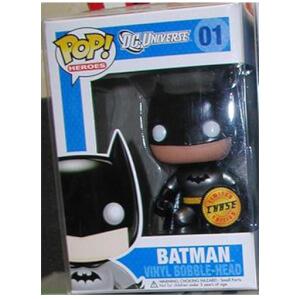 DC Comics Funko Batman (Bobblehead Chase) Pop! Vinyl