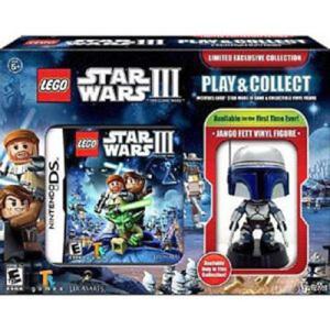 Funko Lego Star Wars 3 With Jango Fett Pop! Vinyl