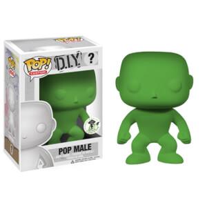 Funko Pop! Male Green Pop! Vinyl
