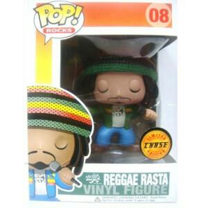Funko Reggae Rasta (Green Chase) Pop! Vinyl