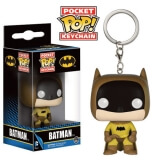 Funko Batman Yellow Suit Keychain Pop! Keychain