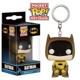 Funko Batman Yellow Suit Keychain Pop! Keychain
