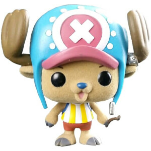 Funko Tony Tony Chopper Flocked Pop! Vinyl