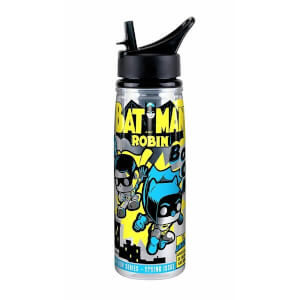 Funko Batman & Robin Water Bottle Pop! Home