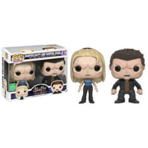 Funko Vampire Buffy & Vampire Angel 2-Pack Pop! Vinyl