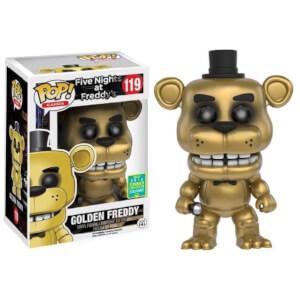 Funko Golden Freddy Pop! Vinyl