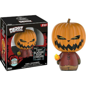 Vinyl Sugar Pumpkin King Dorbz