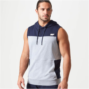 Sweat à capuche sans manche Superlite