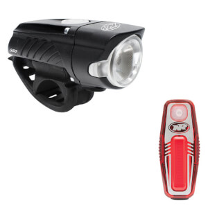 Niterider Swift 350 and Sabre 50 Light Set