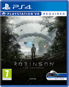 Robinson The Journey - PSVR