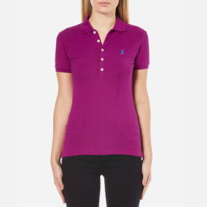 Polo Ralph Lauren Women's Julie Polo Shirt - Bright Magenta