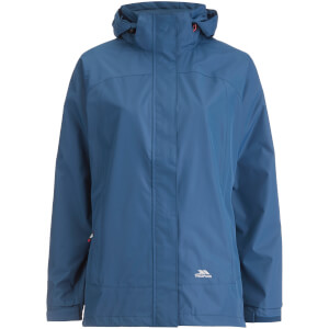 Trespass Women's Nasu 2 Waterproof Jacket - Navy