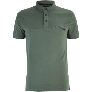 Dissident Men's Dunloe Polo Shirt - Thyme