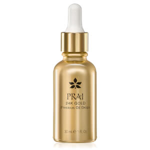 Gouttes Precious Oil 24K GOLD PRAI 30 ml