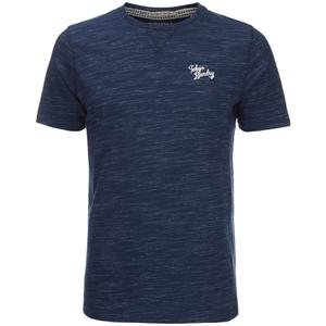 Tokyo Laundry Men's Nome Lake T-Shirt - Navy