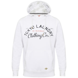 Tokyo Laundry Men's Olaf Hoody - Ivory