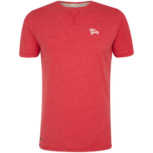 Tokyo Laundry Men's Essential Crew Neck T-Shirt - Tokyo Red: Image 1