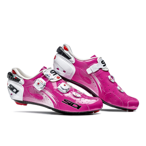 Sidi Wire Carbon Vernice Cycling Shoes - Fuchsia