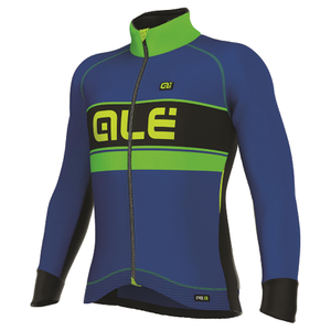 Alé PRR Bering Winter Jacket - Blue/Green