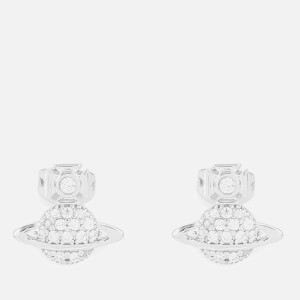 Vivienne Westwood Women's Tamia Earrings - White Cubic Rhodium