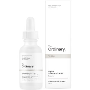 The Ordinary 2% 熊果苷 + 玻尿酸 | 祛痘去痘印精华液