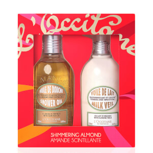 L'Occitane Shimmering Almond Collection