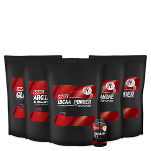 Mass Ultimate Amino Bundle - Raspberry Lemonade