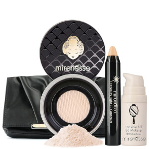 Mirenesse Invisible Glow Cover Up BB CC Kit