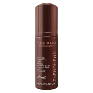 Vita Liberata Phenomenal 2-3 Week Tinted Tan Mousse - Dark 125ml