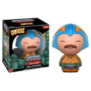Masters of the Universe Man At Arms Dorbz Vinyl Figur