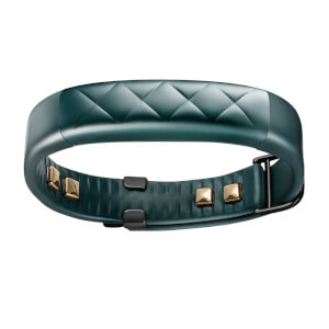 Jawbone UP3 Wristband Activity and Sleep Tracker - Teal Cross