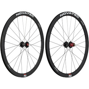Novatec R3 Carbon Clincher Disc Wheelset