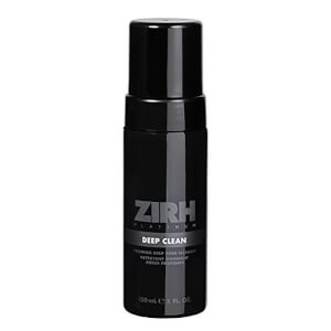 Zirh Platinum Deep Clean Deep Pore Foaming Cleanser 150ml