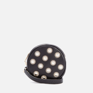 MICHAEL MICHAEL KORS Women's Jet Set Stud Small Coin Purse - Black