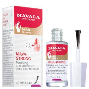Mavala Mava-Strong Fortifying & Protective Base Coat