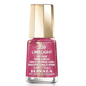 Mavala Disco Collection Polychrome Effect Nail Colour - 209 Limelight