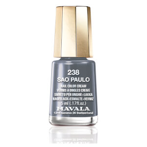 Mavala Eclectic Collection Extra Long Wear Nail Colour - 238 Sao Paulo